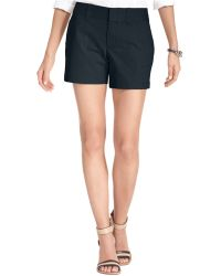 Tommy Hilfiger Hollywood Embroidered Shorts - Blue