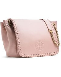 Tory Burch Marion Small Flap Shoulder Bag - Lyst