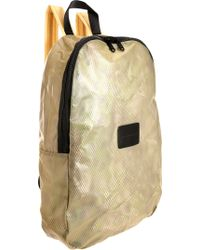 Marc By Marc Jacobs - Rubber Print Mesh Packables Backpack - Lyst