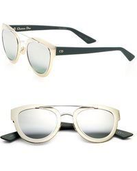 Dior | Chromic 47mm Cat's-eye Sunglasses | Lyst