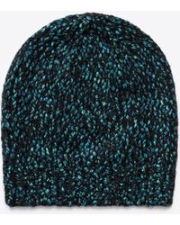 Vince - Multicolour Knit Beanie Hat - Lyst