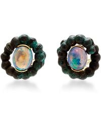 Katherine Jetter - One Of A Kind Han Dynasty Earrings - Lyst