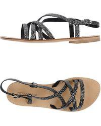 Pierre Darre' Sandals - Lyst