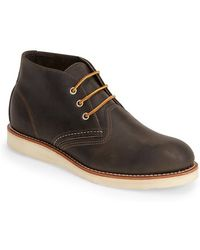 Red Wing Chukka Boot - Lyst