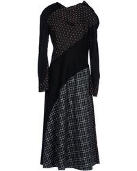 Junya Watanabe 34 Length Dress - Lyst