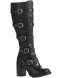 Report Signature Anabelle Knee High Boots - Lyst