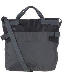 Mh Way Cross-body Bag - Black