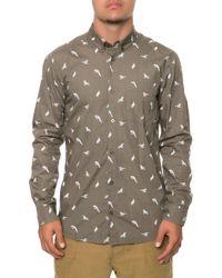 Wesc The Lonny Ls Buttondown Shirt - Lyst