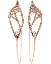 Federica Rettore - Hoop Earrings - Lyst
