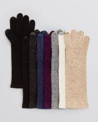 Echo Knit Tech Gloves - Lyst