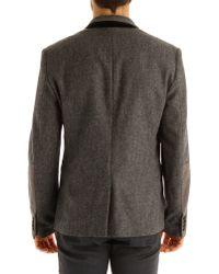 Marc By Marc Jacobs Yelena Grey Jacket - Lyst
