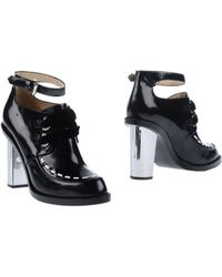Moschino Cheap & Chic Shoe Boots - Lyst