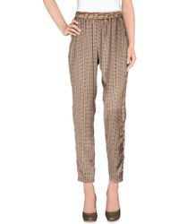 Fairly Casual Trouser - Natural