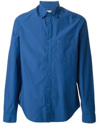 Burberry Brit Chest Pocket Shirt - Lyst