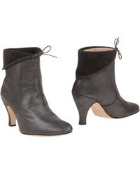 Repetto Ankle Boots - Brown
