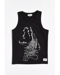 Supremebeing - Solo Wolf Tank - Lyst