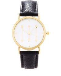 Forever 21 - Arrows Analog Watch - Lyst