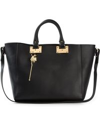 Sophie Hulme Shopping Tote - Lyst