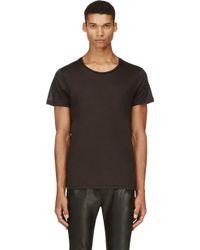 Acne Studios  Standard T-Shirt - Lyst