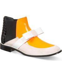 Nicholas Kirkwood Roksanda Ankle Boots Black - Lyst