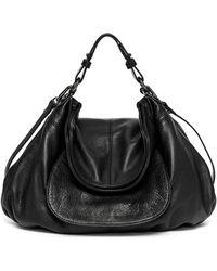 hayden-harnett - 'havana 2.0' Leather Hobo - Lyst