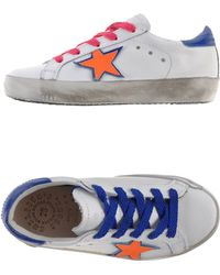 Golden Goose Deluxe Brand Lowtops Trainers - Lyst