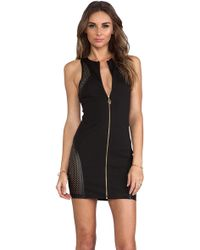 Blessed Are The Meek Shell Dress - Lyst