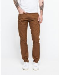 Need Supply Co. Vicious Pant In Hamilton Brown - Lyst