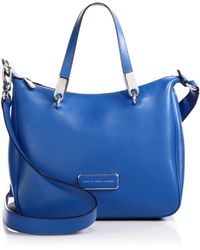 Marc By Marc Jacobs Ligero Ninja Nano Crossbody Bag blue - Lyst