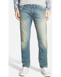 Diesel 'Thavar Jogg' Skinny Fit Jeans - Lyst