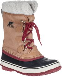 Sorel Winter Carnival Snow Boot Elk Fabric beige - Lyst
