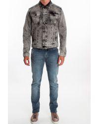 Balmain Denim-Jacket - Lyst