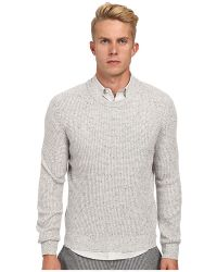 Theory Enzodonegal Cashmere Thermal - Lyst
