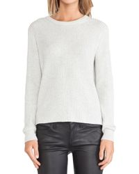 Theory Remrita Cashmere Sweater - Lyst