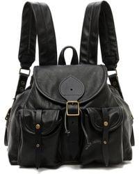Jas MB - Bomber Mini Backpack - Lyst