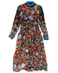 Preen Keira Dress multicolor - Lyst
