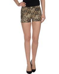 South Beach Shorts - Brown