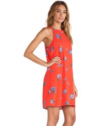Splendid Ashbury Blooms Tank Dress - Lyst