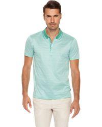 Hugo Boss Firenze Regular Fit Mercerized Cotton Polo Shirt - Lyst