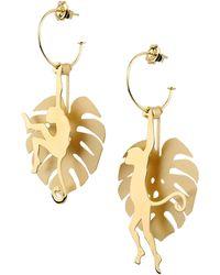 Loroetu - Earrings - Lyst