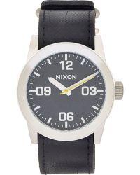 Nixon Private Watch - Lyst