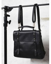 Free People Gwen Convertible Backpack - Lyst