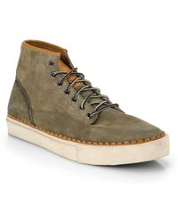 Diesel The Pager Watchu Chukka Boots - Lyst