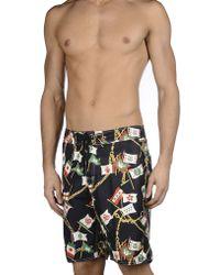 Stussy Beach Trousers - Black