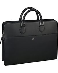Cartier Louis Leather Document Holder - Lyst