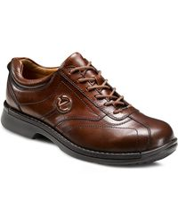 Ecco Neoflexor Leather Loafers - Lyst