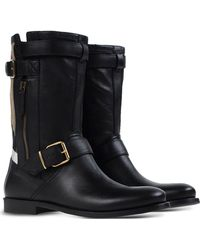 Burberry | Ankle Boots | Lyst
