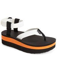 Teva 'Original' Flatform Sandal - Lyst