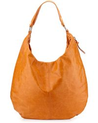 Hobo Gabor Leather Bag - Lyst