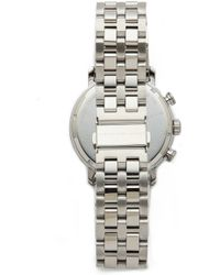 Marc By Marc Jacobs - Fergus 42mm Chronograph Watch - Lyst